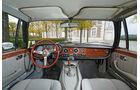 Maserati Quattroporte I 4200, Cockpit
