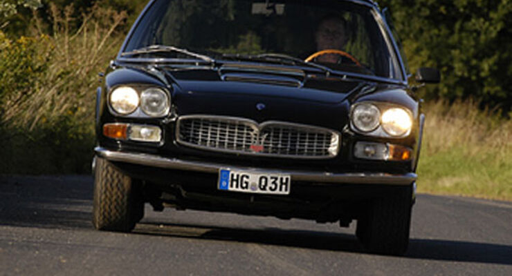 Maserati Quattroporte I