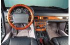 Maserati Quattroporte IV 2.8-24, Cockpit