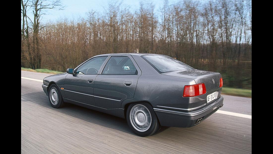 Maserati Quattroporte IV 2.8-24, Seitenansicht