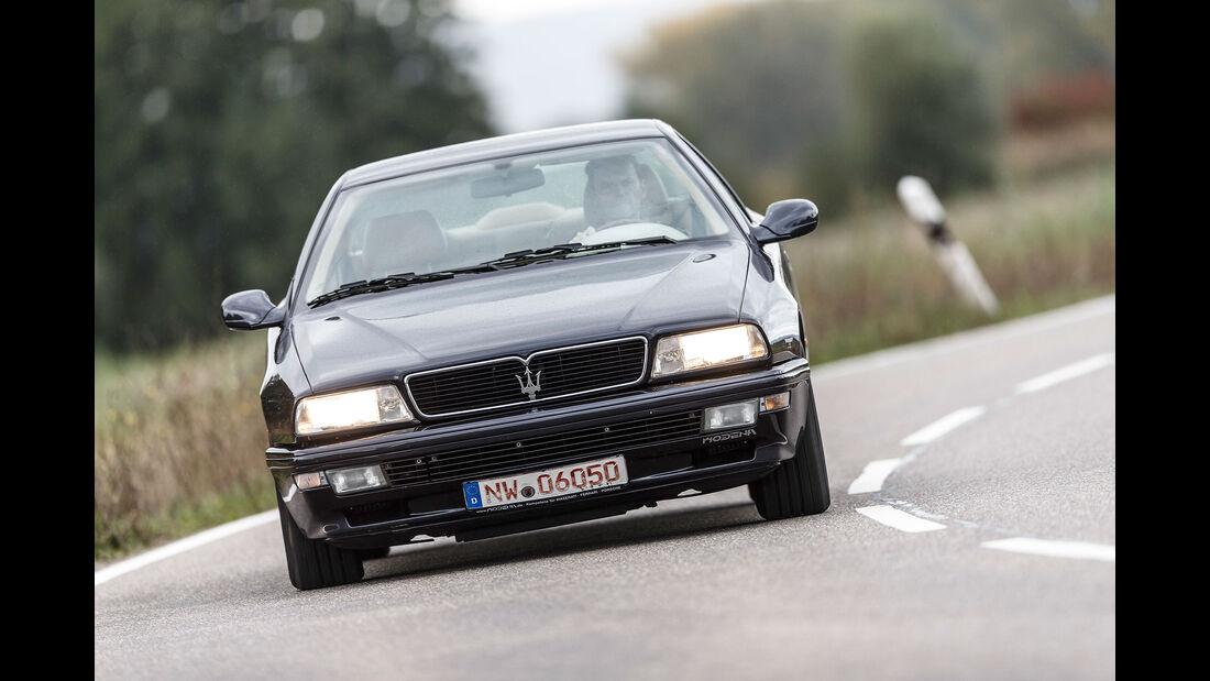 Maserati-Quattroporte-IV-Front