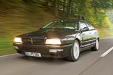 Maserati Quattroporte IV, Frontansicht
