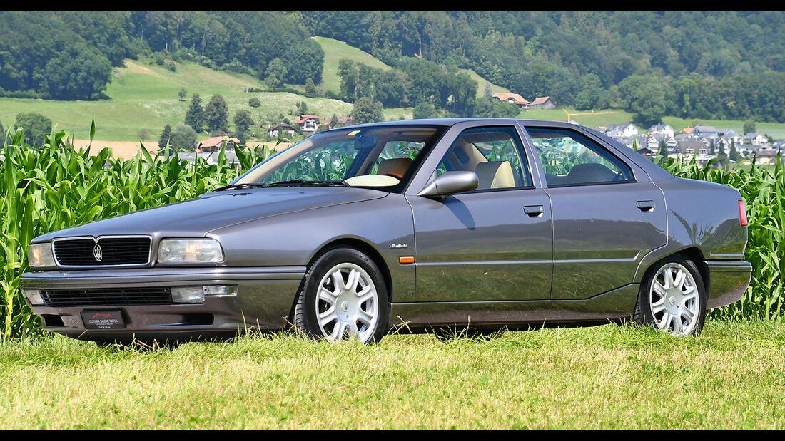Maserati Quattroporte IV Ottocilindri (1997)