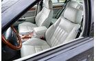 Maserati Quattroporte IV Ottocilindri Evoluzione, Sitze