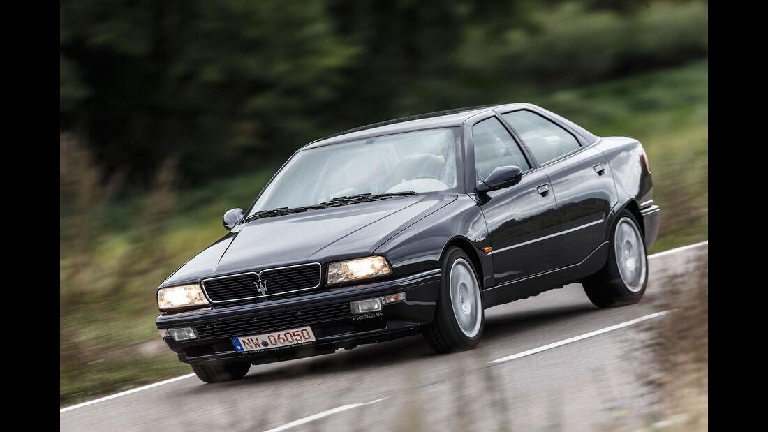 Maserati-Quattroporte-IV-Seite