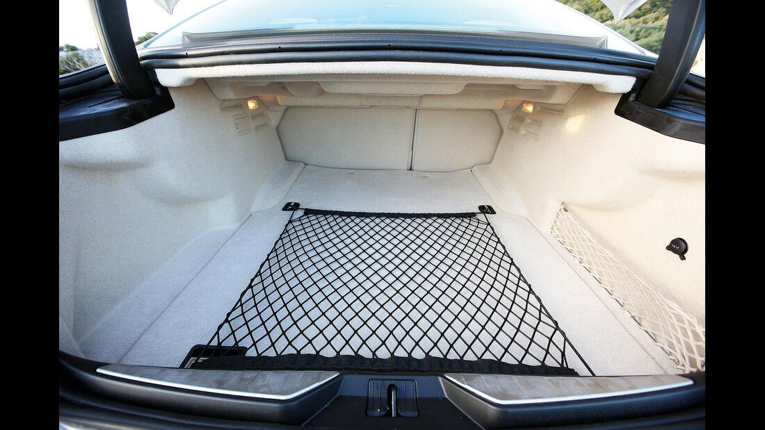 Maserati Quattroporte, Kofferraum, , Ladefläche