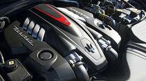 Maserati Quattroporte, Motor