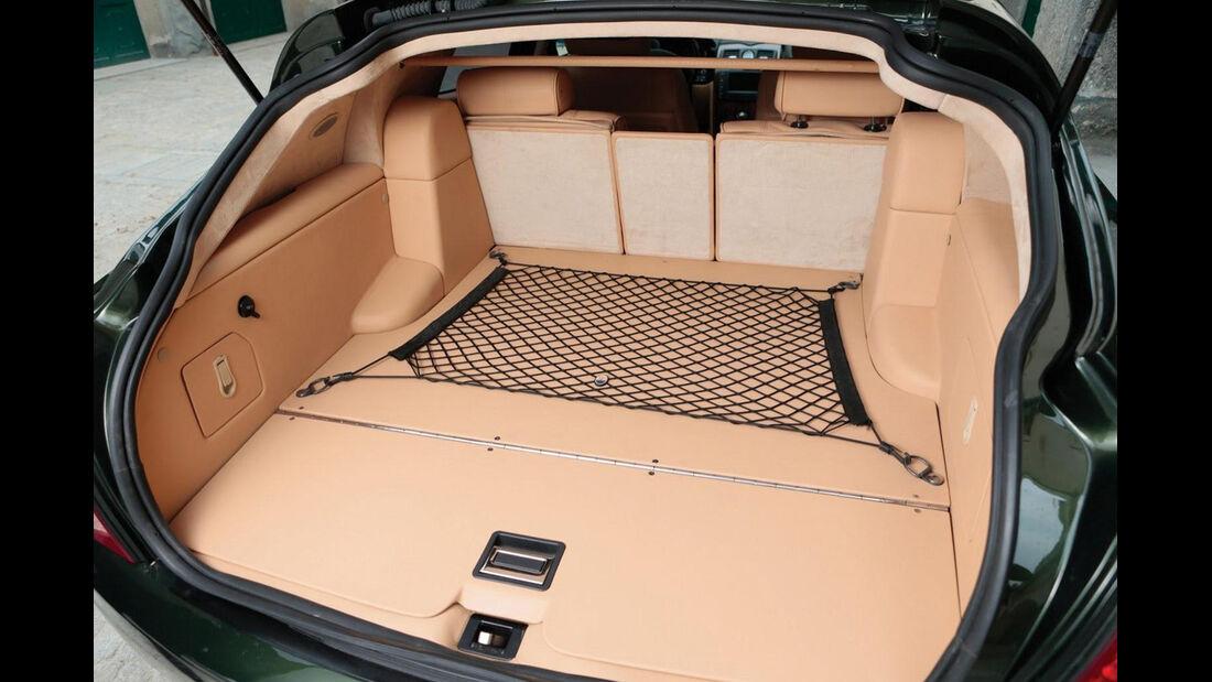 Maserati Quattroporte Shooting Brake