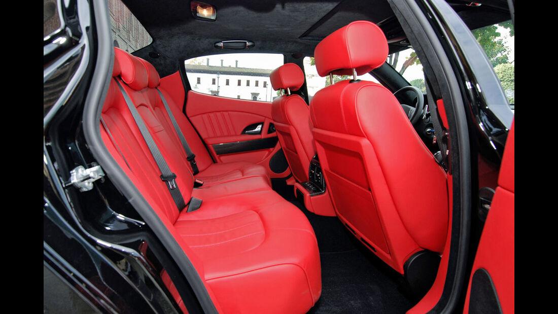 Maserati Quattroporte Sport GT 06