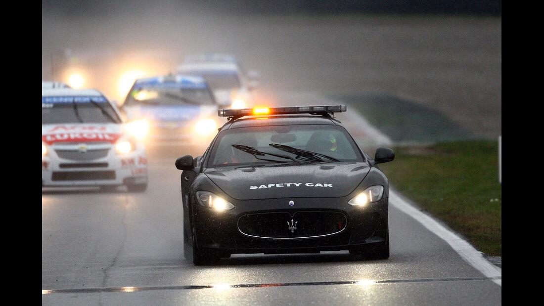 Maserati Safety Car WTCC 2013