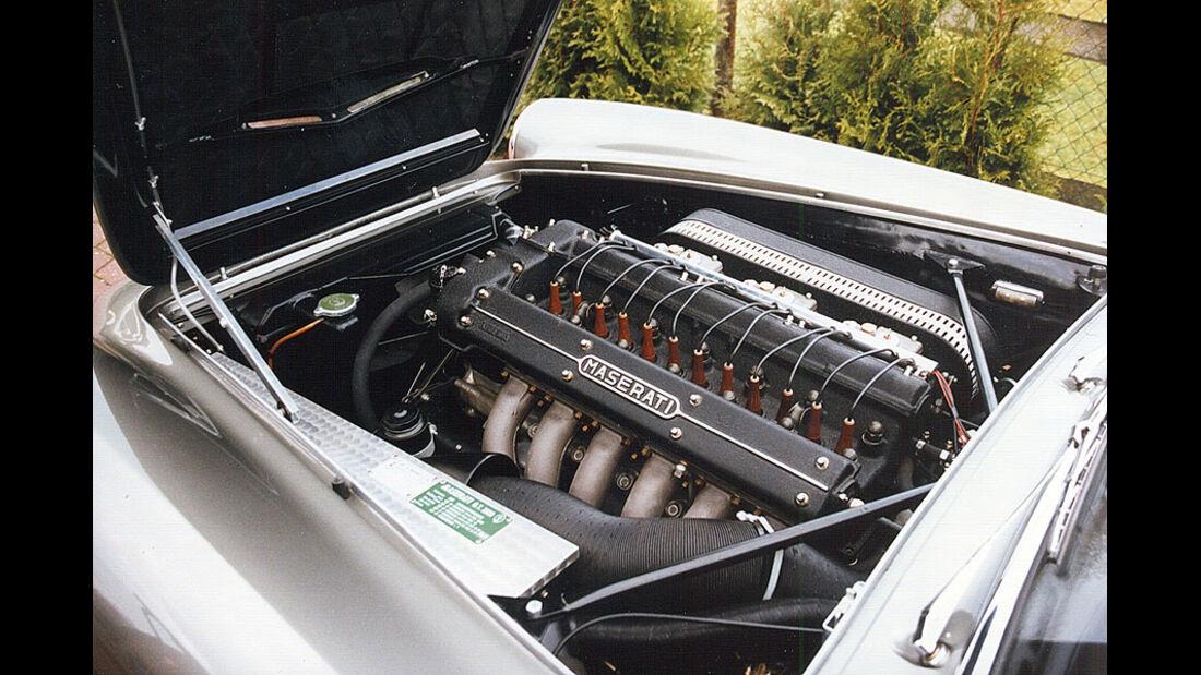 Maserati Vignale Motor