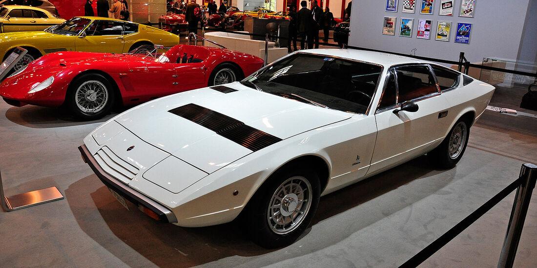 Maserati auf der Techno Classica 2014