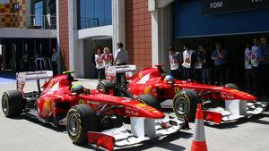 Massa & Alonso