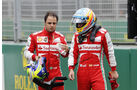 Massa & Alonso GP Australien 2013