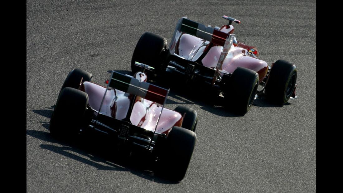 Massa Alonso GP Japan 2011