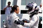 Massa & Bottas - GP Deutschland 2014