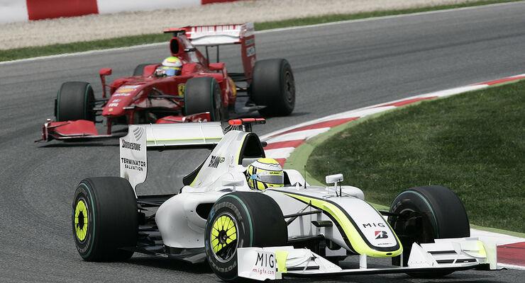 Massa & Button