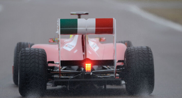 Massa - Ferrari F150