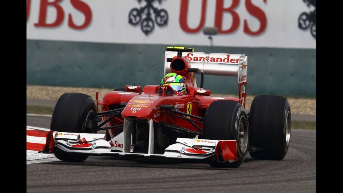 Massa Formel 1 GP China 2011