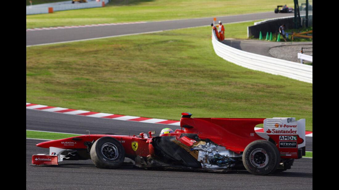 Massa GP Japan
