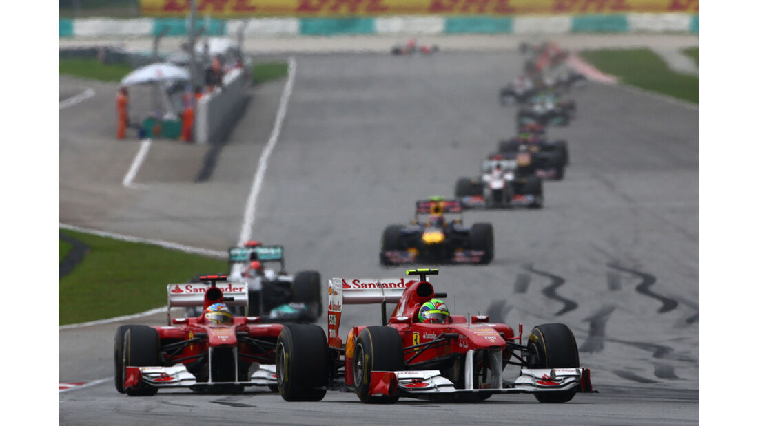 Massa GP Malaysia 2011