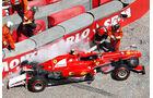 Massa - GP Monaco - Crash - 2013