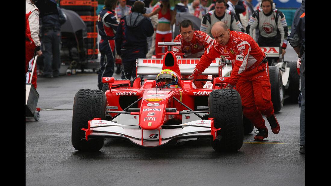 Massa - GP Ungarn 2006
