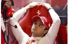 Massa - GP Ungarn 2013