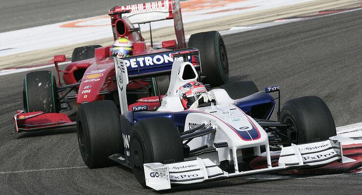Massa & Kubica