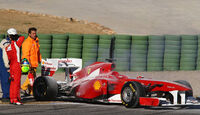 Massa Test 2011