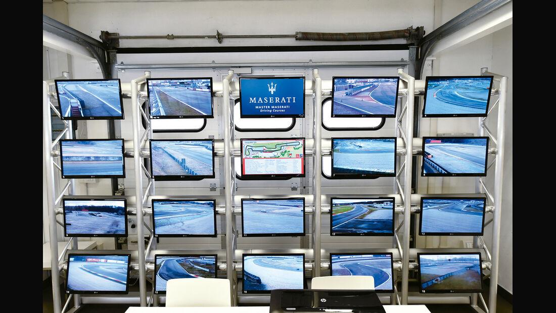 Master Maserati Driving Courses, Impressionen