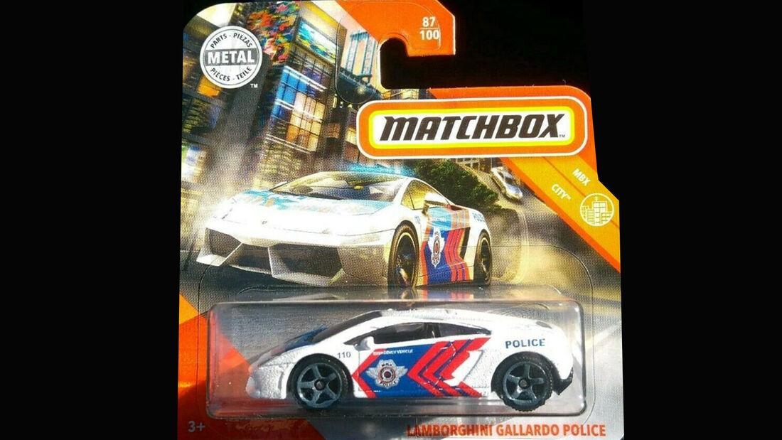 Matchbox Lamborghini