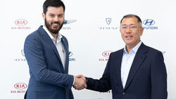 Mate Rimac, Euisun Chung Hyundai Rimac