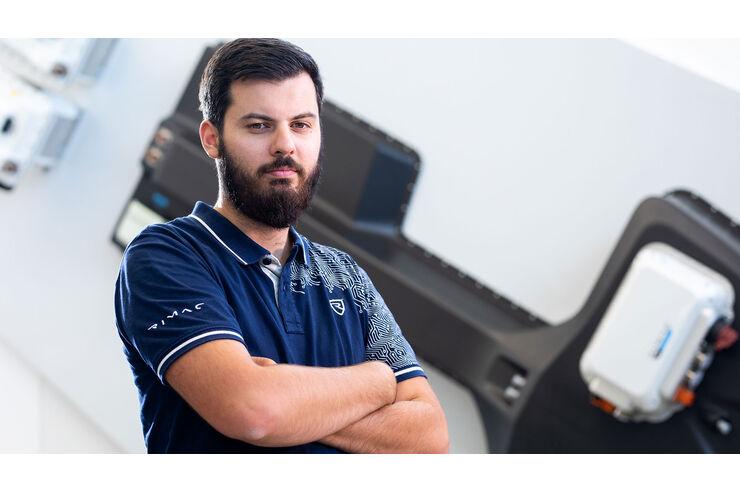 Mate Rimac im Interview | AUTO MOTOR UND SPORT - auto motor und sport