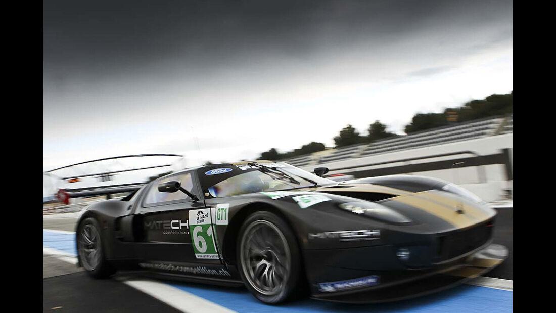 Matech Le Mans Frauenteam