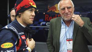 Mateschitz & Vettel