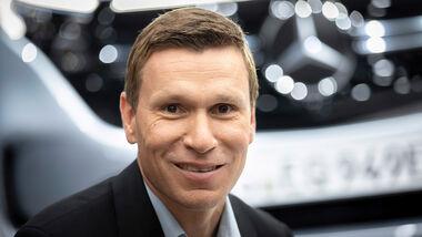 Mathias Vaitl, Leiter Mercedes me & Digital Services Business