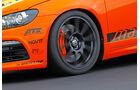 Mathilda-VW Scirocco GTR 1 0-300-0 Beschleunigungs- & Bremsduell