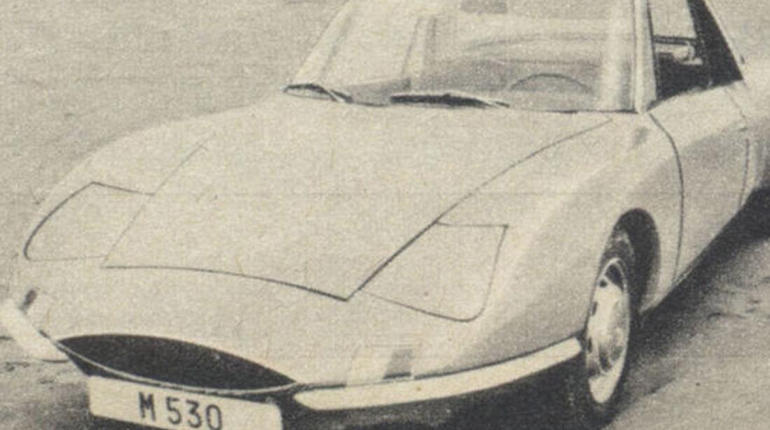 Matra, 530, IAA 1967