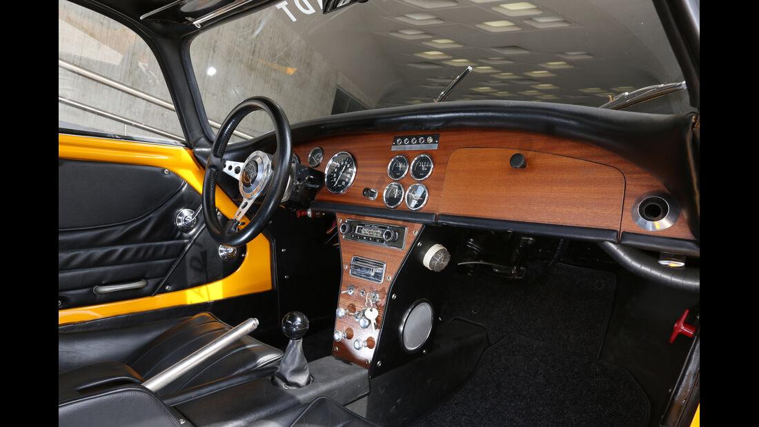 Matra Jet 6, Cockpit