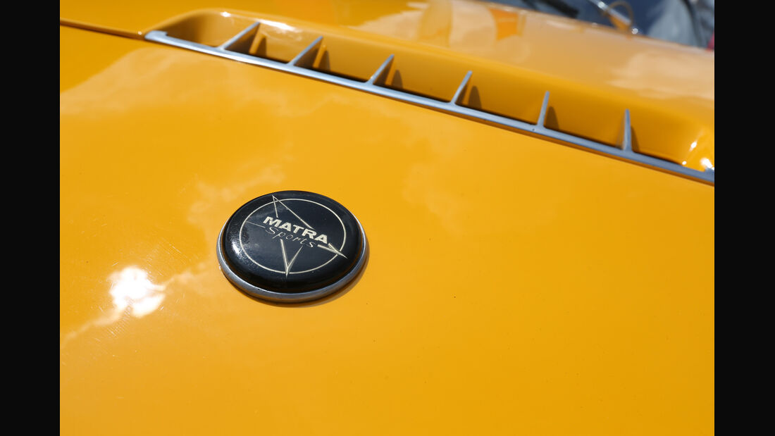 Matra Jet 6, Emblem