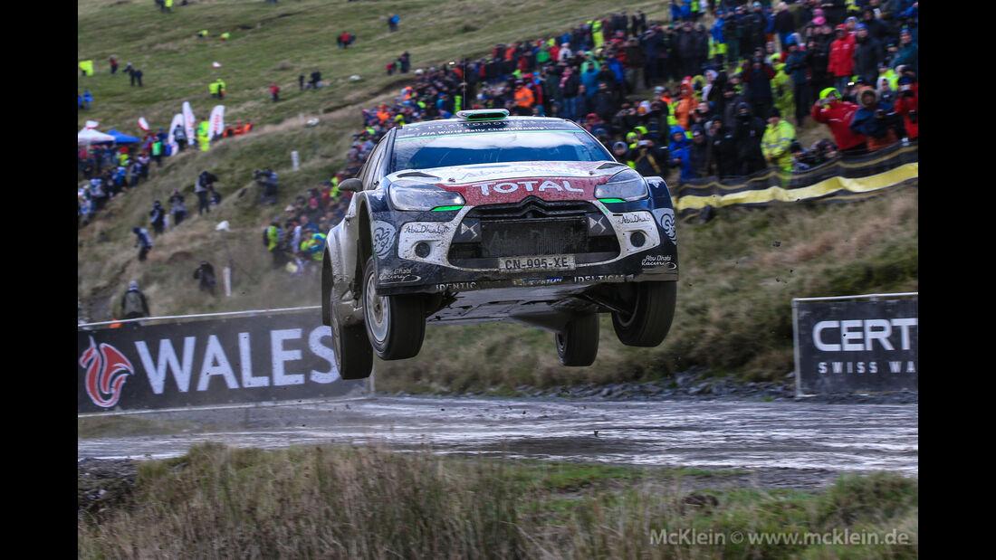 Mats Östberg - Rallye GB 2015