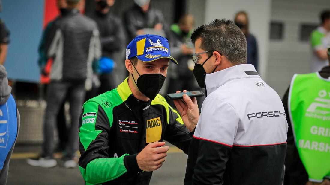Matteo Cairoli - Manthey-Racing - Startnummer #911 - 24h-Rennen Nürburgring - Nürburgring-Nordschleife - 6. Juni 2021