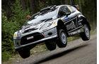 Matti Rantanen Rallye Finnland 2012