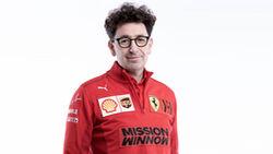 Mattia Binotto - Formel 1 - 2021