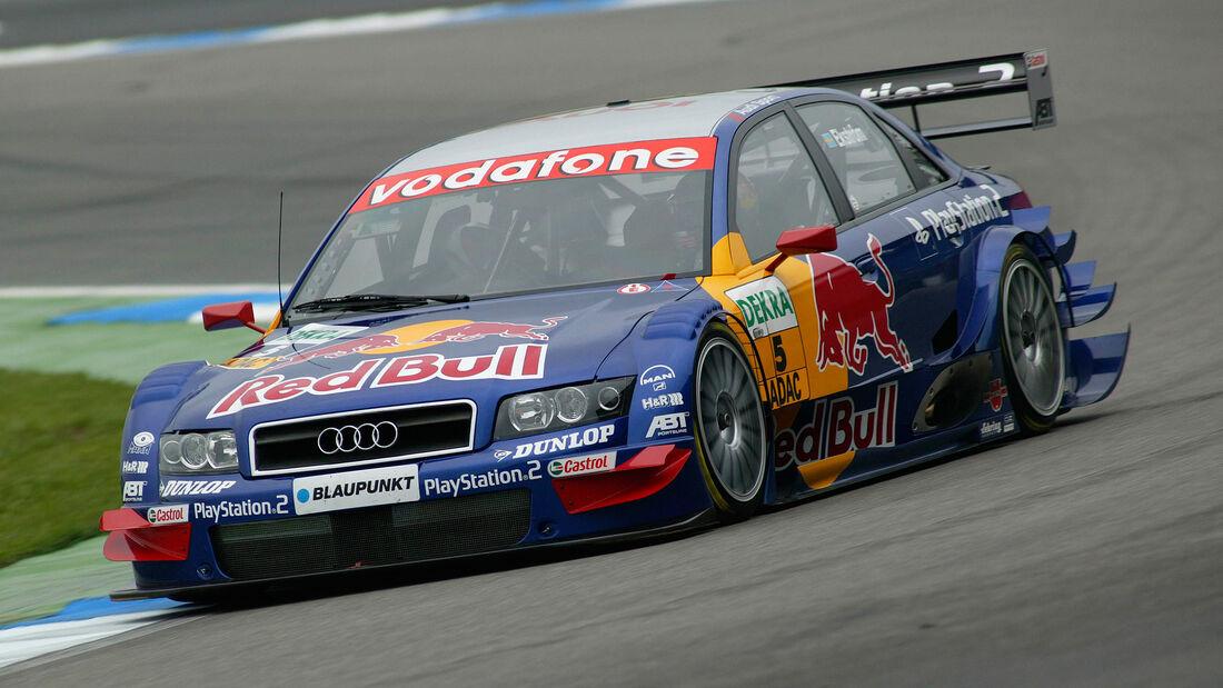Mattias Ekström - Audi A4 DTM - DTM 2004