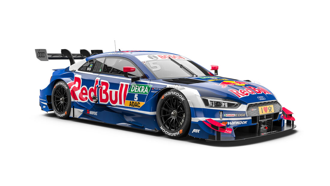 Mattias Ekström - Audi - DTM-Auto 2017