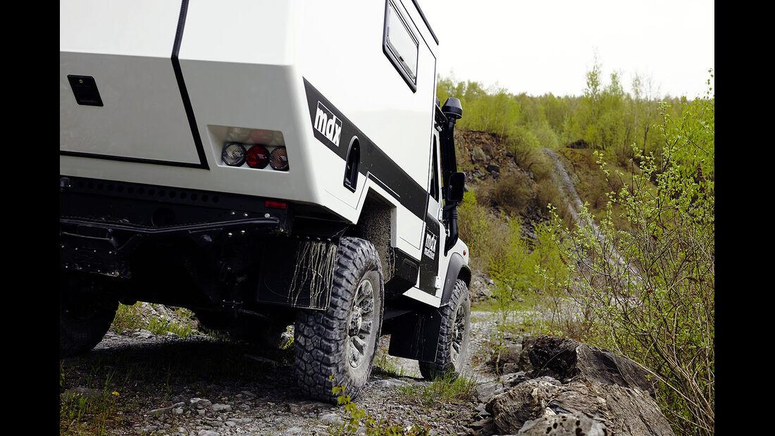 Matzker Land Rover Defender MDX Wohnmobil