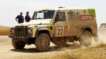 Matzker auf FIA Rallye Baja Aragon 2013
