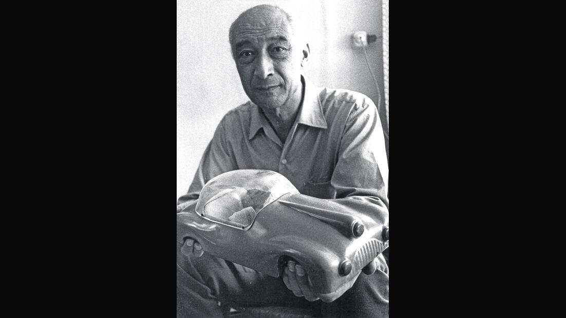 Maurice Gatsonides, Porträt